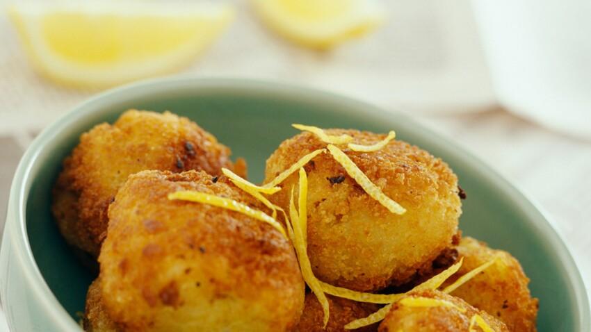 Boulettes de viande au citron