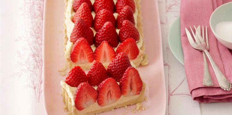 Recettes aux fraises : 150 idées pour assouvir vos envies