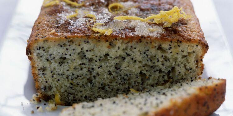 Gâteau pavot, oranges et amandes