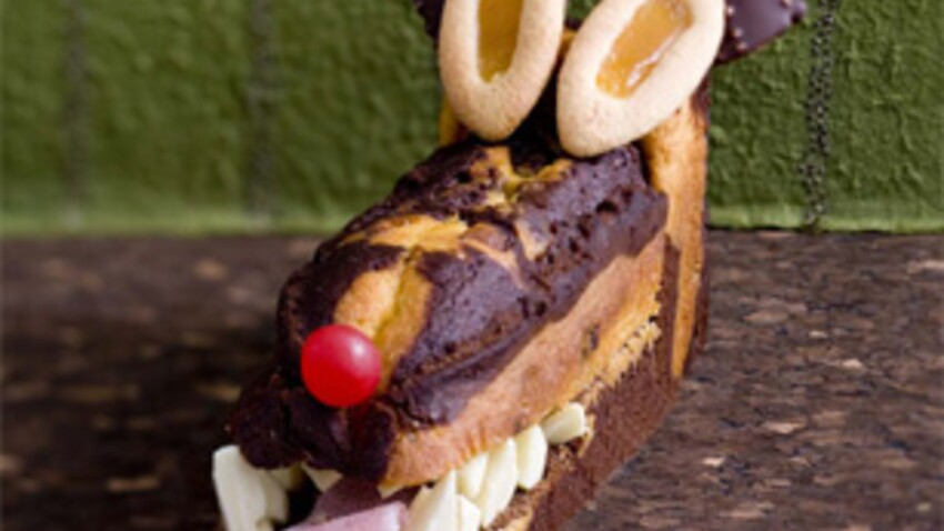 Le Gâteau Loup