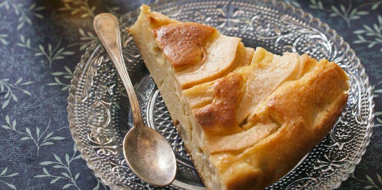 Gâteau aux poires et amandes