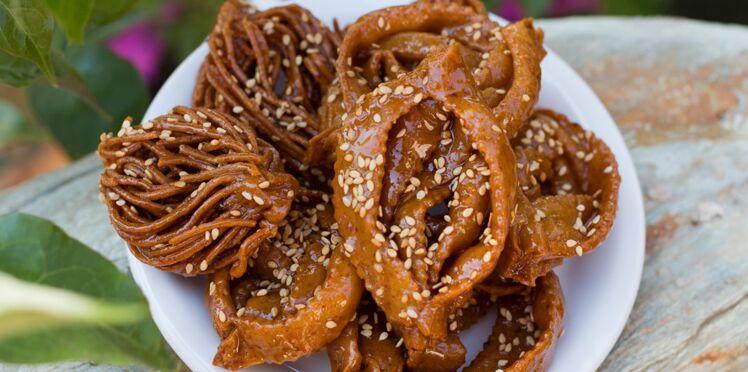 Voyagez avec nos recettes de desserts orientaux