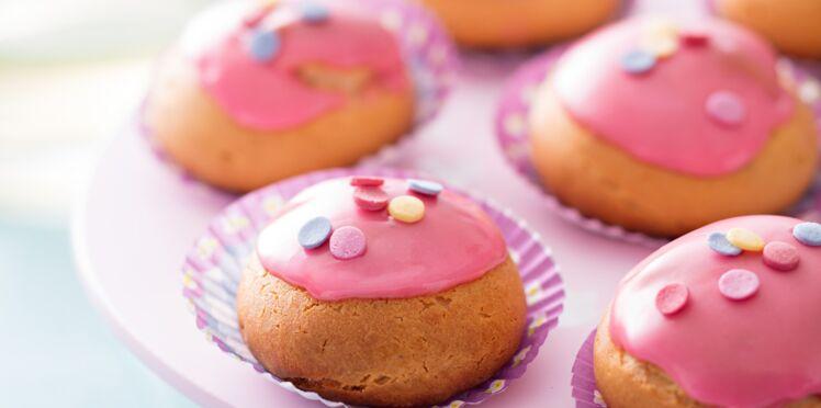 Des petits gâteaux qui font le buzz