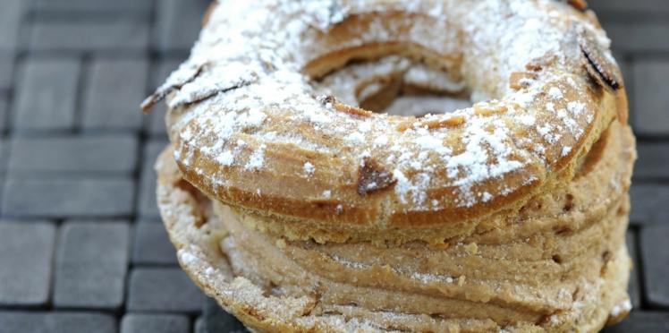Gâteau Paris-Brest rapide