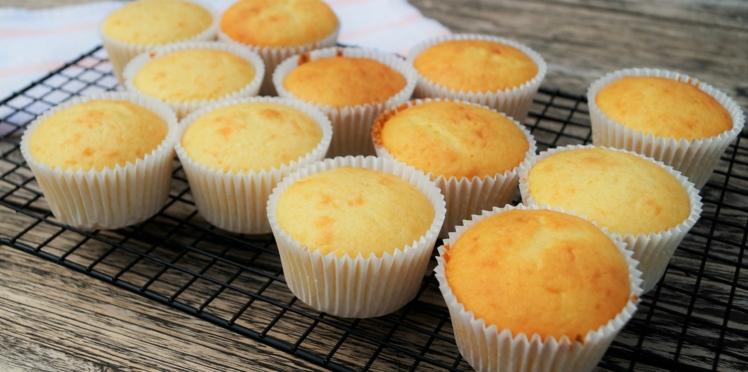 Muffins au son d'avoine