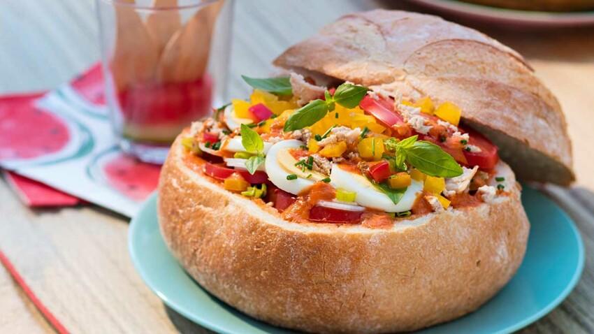 Déjeuner à emporter : nos meilleures idées de pique-nique