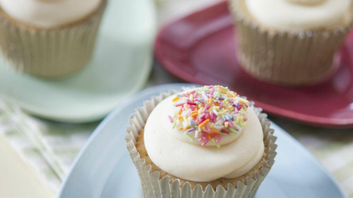 Glaçage pour cupcake