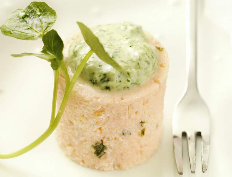 Terrine de saumon facile