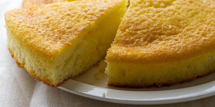 Gâteau sans levure