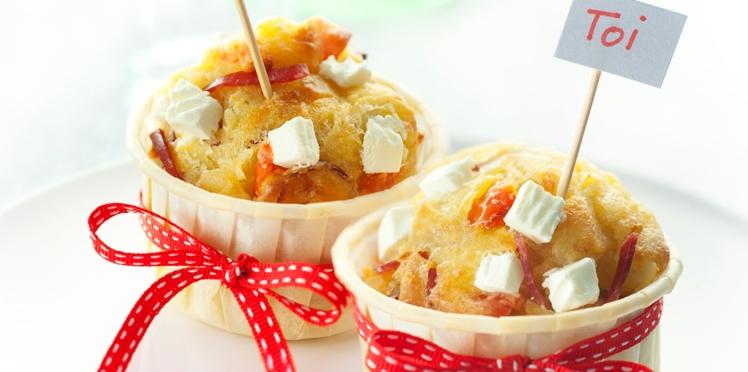 Muffins au Caprice des Anges