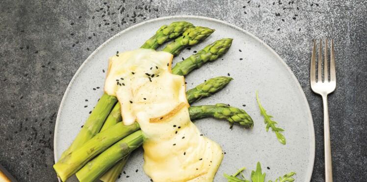 Comment réussir la cuisson des asperges ?