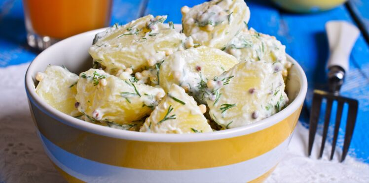 Pommes de terre poêlées à la crème