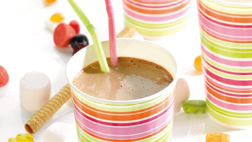 La recette de la soupe au Nutella par Norbert Tarayre