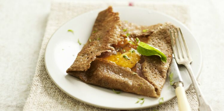 Classiques ou originales, nos recettes de crêpes salées