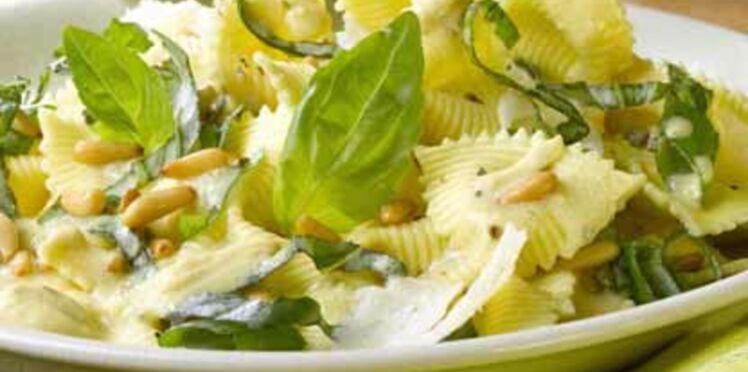 Salade de pâtes fraîches