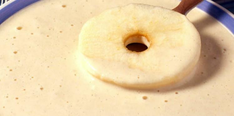 Pâte à beignet facile