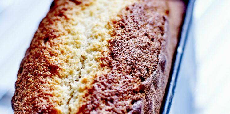 Gâteau au yaourt aux saveurs orientales