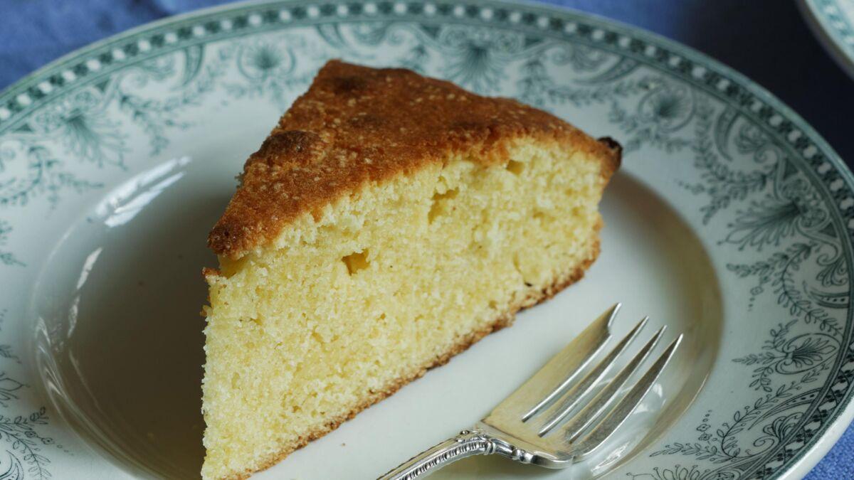 Gâteau sans beurre