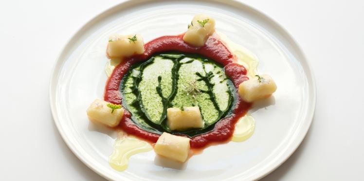 Gnocchis maison à la sauce tomate