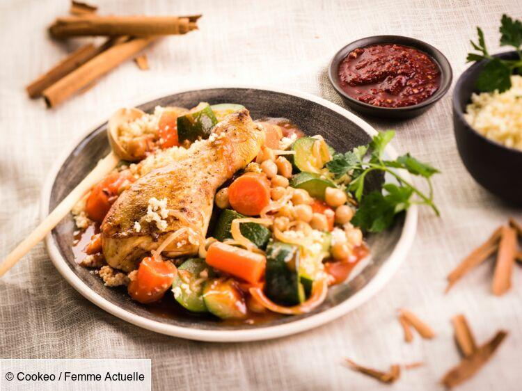 Cookeo : couscous express : découvrez les recettes de ...