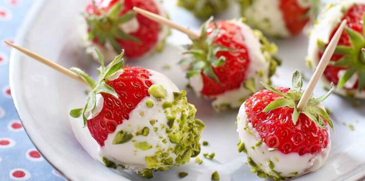 Nos recettes pepsy à la fraise