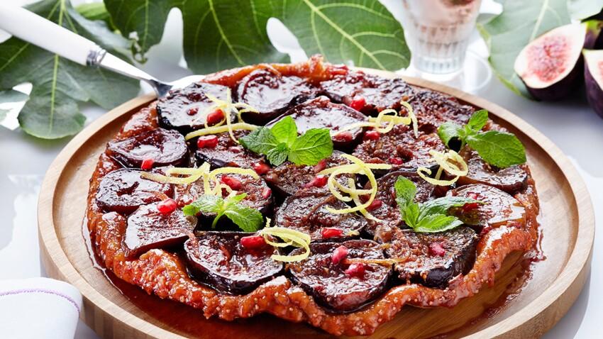 Nos meilleures recettes aux figues fraîches
