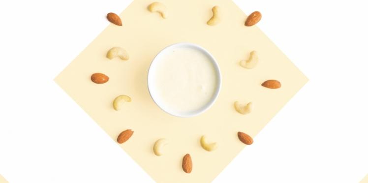Recette anti-tension artérielle : crème à la noix de cajou