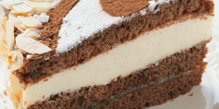 Gateau Au Chocolat Et Mascarpone Decouvrez Les Recettes De Cuisine