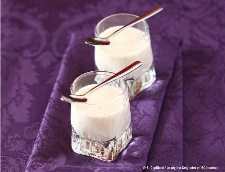 Panna Cotta au lait d'amande