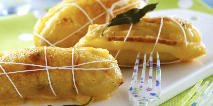 Petits sandwichs de Rattes du Touquet