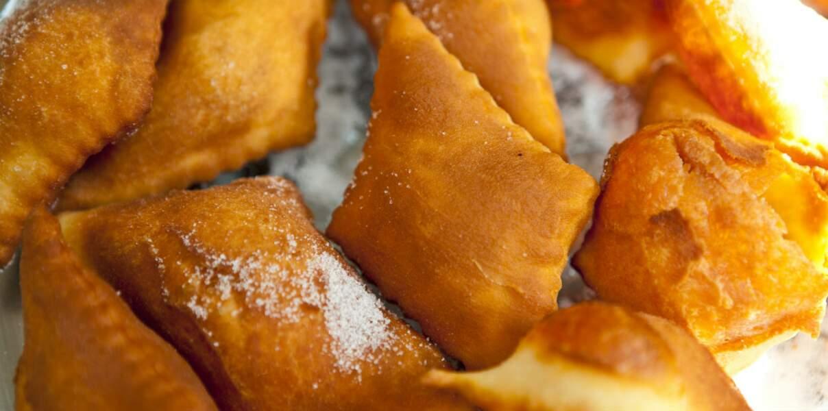 Merveilles de Mardi gras sans gluten