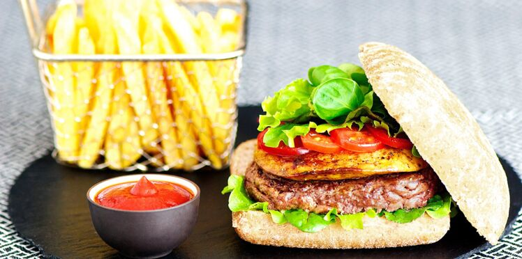 Burger façon Rossini