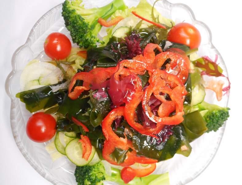 Salade d'été aux brocolis