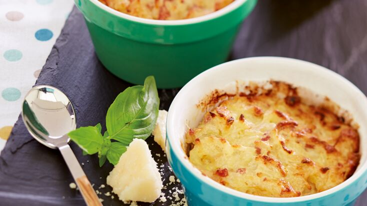 Nos meilleures recettes avec du fromage râpé