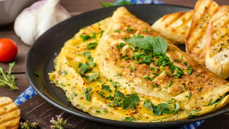 Omelette : les secrets de la réussite