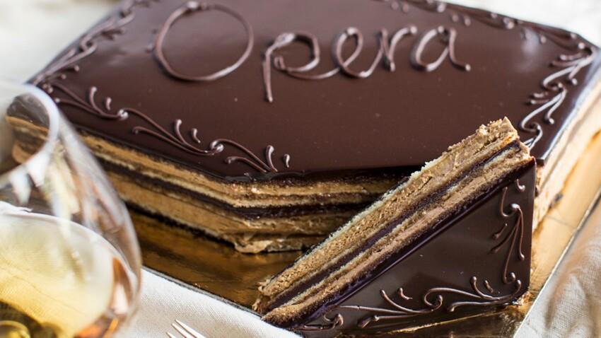 Le Meilleur Pâtissier 2016 : la recette de l'Opéra de Mercotte
