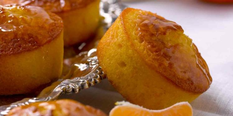 Cake de Sophie Dudemaine aux clémentines confites