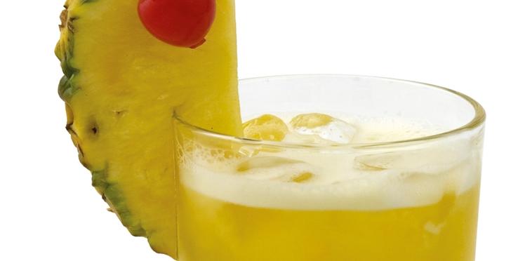 Cocktail Pago Duo mangue ananas