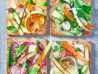 100 idées de recettes faciles et gourmandes pour l'apéritif