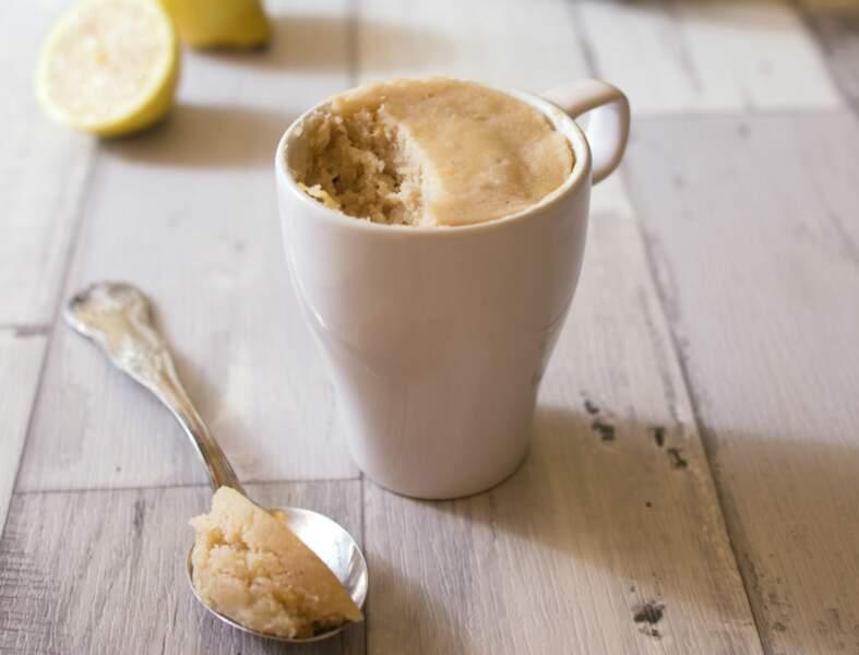 Mugcake sans beurre