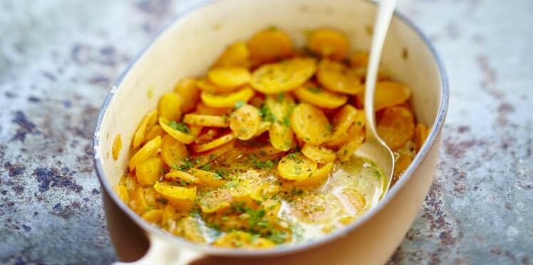 Nos recettes à la carotte pauvres en calories mais riches en goût