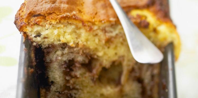 Cake au Nutella® facile