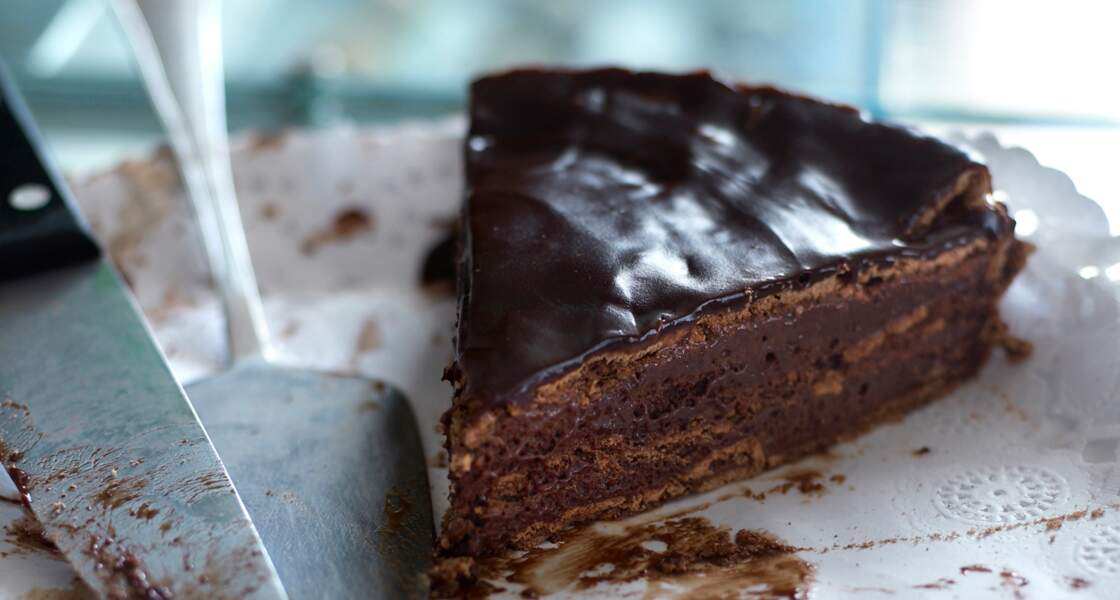 La vraie recette du fondant au chocolat