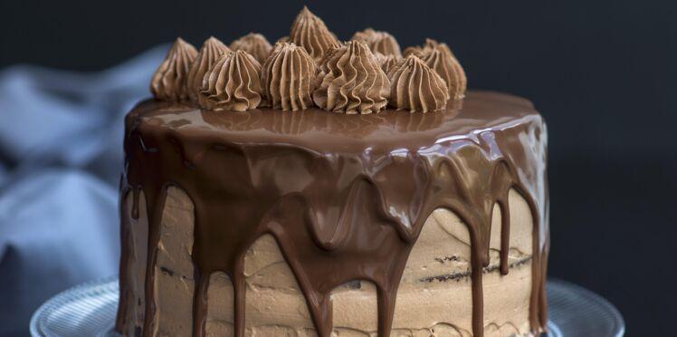 Gâteau Kinder Bueno