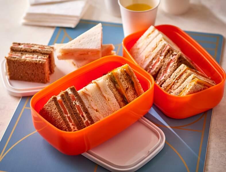 Sandwichs à partager