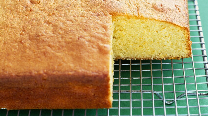 Gâteau au beurre facile