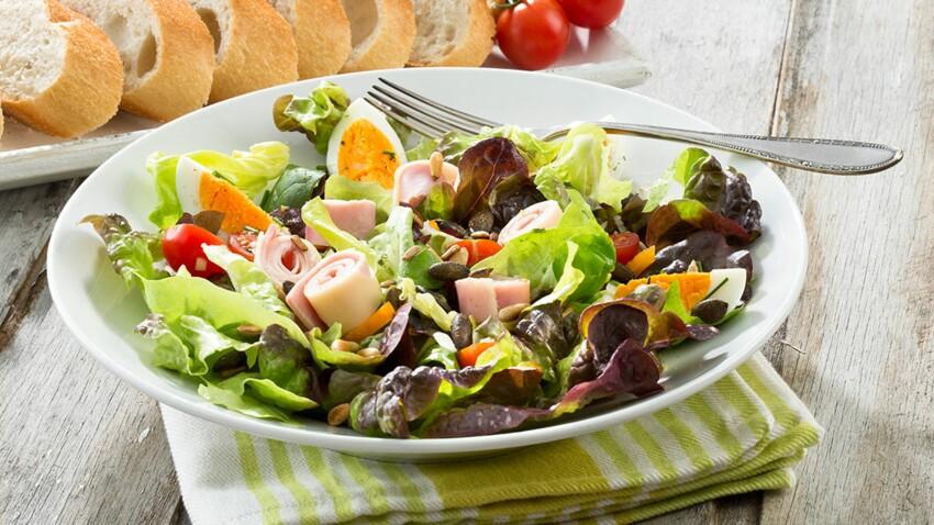 Salade à l'américaine