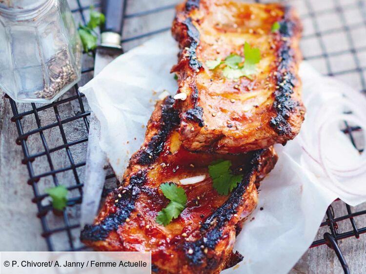 Le magret de canard au barbecue L'actu piquante