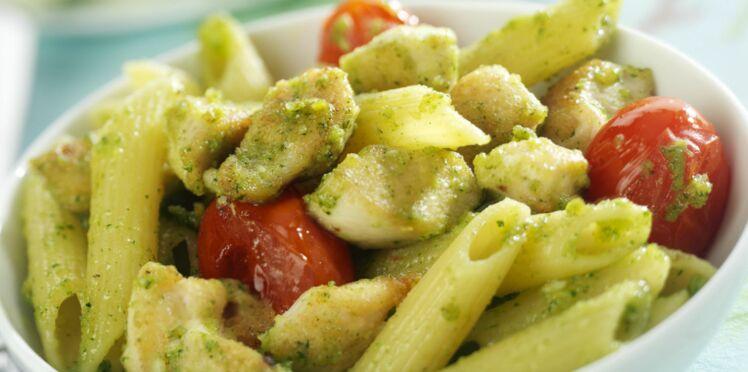 One pot pasta poulet