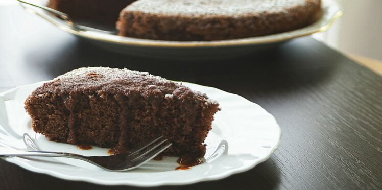 Gâteau au chocolat de Charlotte sans gluten